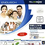 Tell me More Englisch. 10 Lernstufen. Deluxe Edition. Version 10.0 DVD-ROM für Windows 7; Vista; XP