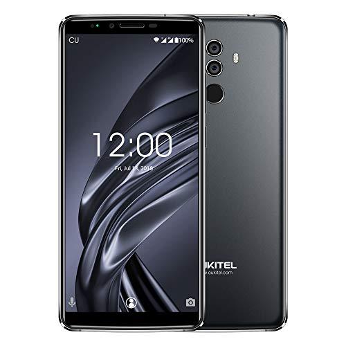 OUKITEL K8 4G ID de Cara Teléfono Móvil Android 8.0 6 Pulgadas FHD + 18: 9 Sin Bisel Monitor MTK6750T Ocho Nucleos 4...