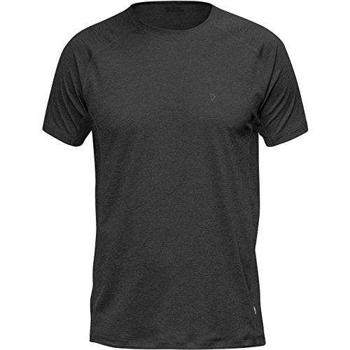 Fjällräven Herren Abisko Vent T-Shirt dark grey