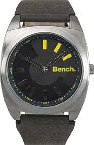 Bench - BC0382BKBK - Montre Homme - Quartz Analogique - Bracelet