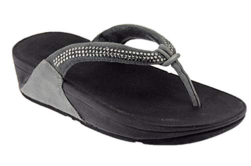 Fitflop Crystal Swirl, Infradito Donna Size: 39