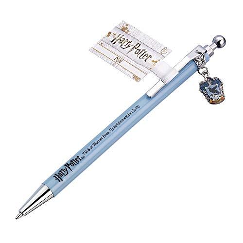 HARRY POTTER Bolígrafo de bola con colgante de cordero, talla única, azul (HPP025) 12