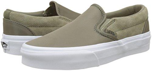 Verde 42.5 EU Vans Classic SlipOn Sneaker Infilare UnisexAdulto prx