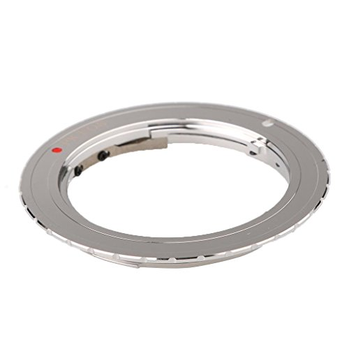 ELECTROPRIMEÃ?â??® Lens Mount Adapter Ring for Pentax PK Mount Lens to Canon EOS 550D 60D 450D