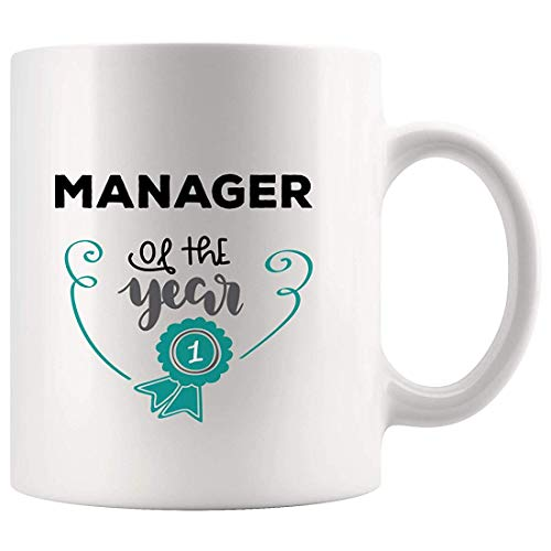 Greatest Best Awesome Manager Mug Coffee Cup Of The Year Christmas Thanksgiving | MR HR QA Office Safety Project Sale Property Product Production Program State Case Account Gifts