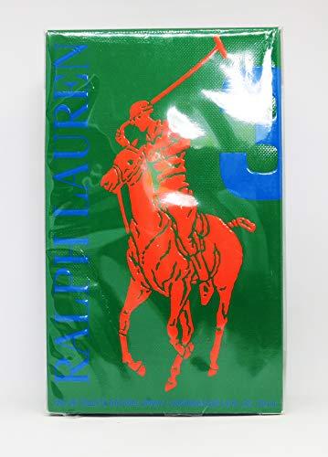 RALPH LAUREN Big Pony 3 grün Big Pony 3 grün Edt Vapo 125ml -