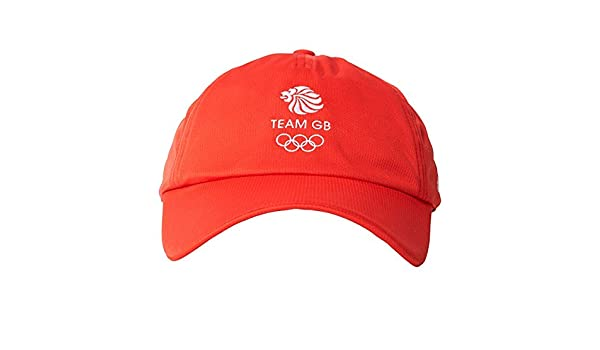 d8556317 adidas Unisex Team GB Replica Climachill Baseball Sports Cap Hat - Red:  Amazon.co.uk: Sports & Outdoors