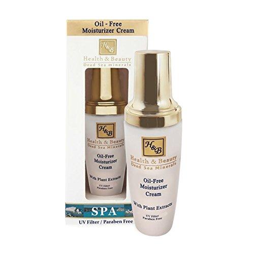 Health & Beauty ► Toten Meer Ölfreie Feuchtigkeitspendende Gesichtscreme - 50ml -