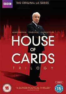 House of Cards Trilogy [3 DVDs] [UK Import]