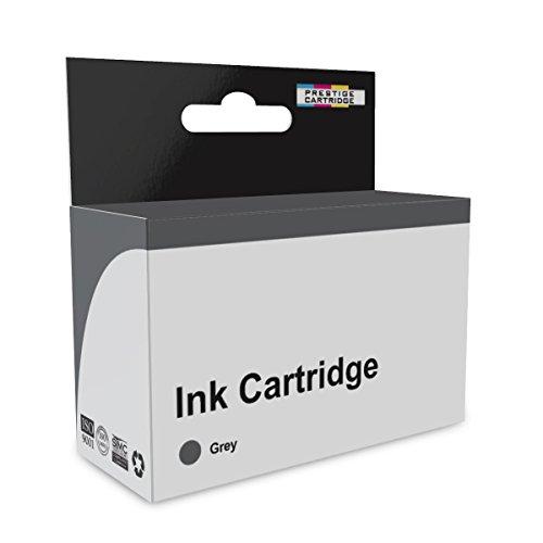 Preisvergleich Produktbild Prestige Cartridge CLI-571GY XL Tintenpatrone für Canon Pixma MG7750/MG7751/MG7752/MG7753, grau
