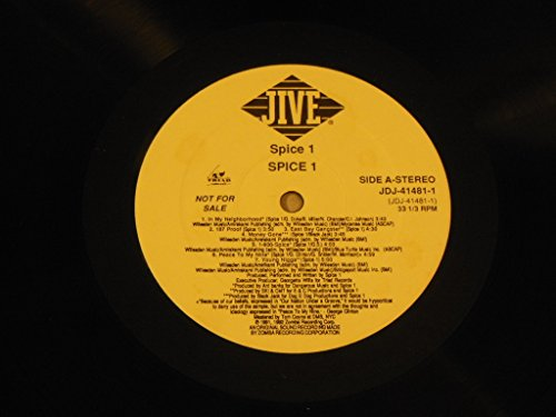 Spice 1 (Spice 1-vinyl -)