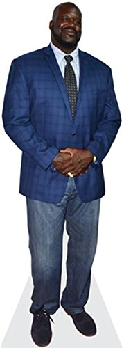 Preisvergleich Produktbild Shaquille O'Neal Mini Cutout