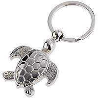 ivebetter Creative Schildkröte Schlüsselanhänger Charm Anhänger Schlüsselanhänger