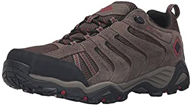 Columbia North Plains II Waterproof, Scarpe da Arrampicata Uomo, Nero (Cordovan, Gypsy 231Cordovan, Gypsy 231), 40 EU