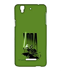 Block Print Company Strike I Will Phone Cover for Yu Yureka