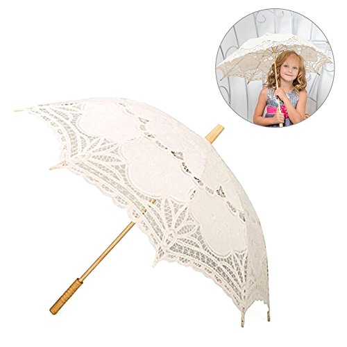 Dekoration Regenschirm europäischen Stil Ausschnitt Hochzeit Sonnenschirm Bridal -