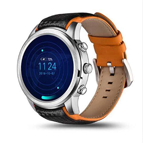 LEMFO LEM5 PRO Smart Watch,Android 5.1 2 GB + 16 GB Orologio da Uomo Supporta La Scheda SIM 3G Cardiofrequenzimetro GPS WiFi Smart...