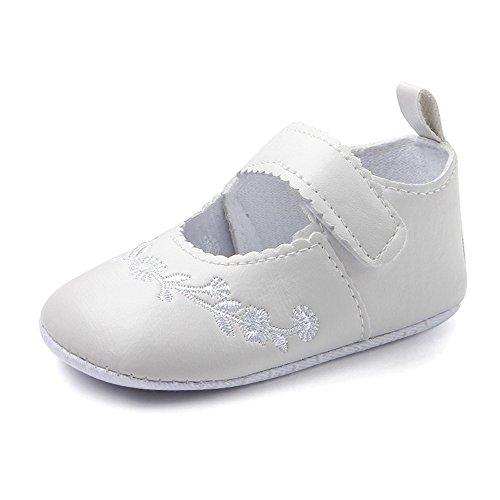 Fannyfuny_Zapatos de Bebé Niño Niña Zapatos de Vestir Niños bebé Verano Zapatos Suela Blanda Antideslizante...
