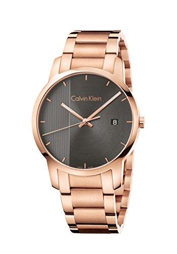 Calvin Klein City K2G2G643 Montre-Bracelet pour hommes