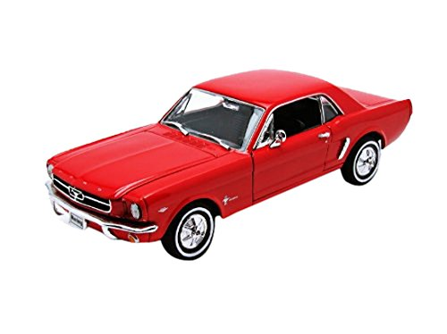 welly-22451r-ford-mustang-coupe-64-1-2-echelle-1-24