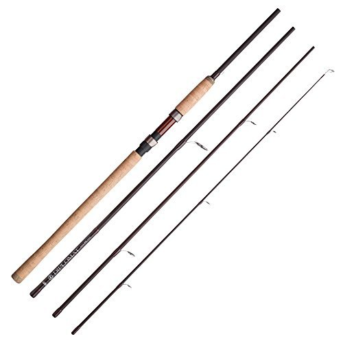 Abu Garcia Diplomt 4 Piece Spinning Rod**4 Sizes 8ft, 9ft, 10ft & 11ft**Salmon Trout Sea trout Game