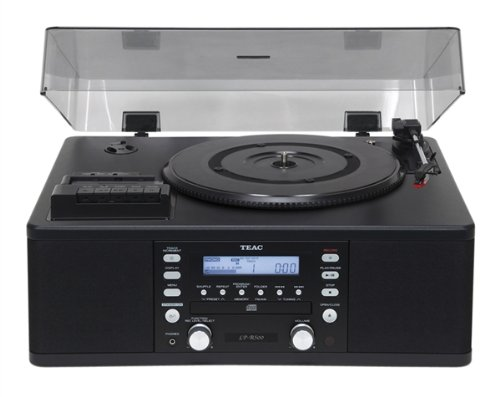teac-lpr500-turntable-with-cd-burner-cassette-tape-player-vinyl-record-player-and-am-fm-radio