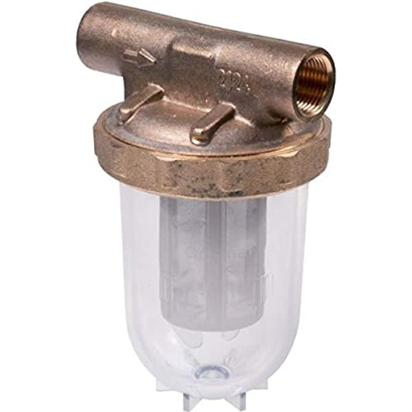 Oventrop Heizölfilter Einstrang Oilpur Niro Edelstahlsieb 100 150 µm Dn 10 3 8 Gewerbe Industrie Wissenschaft