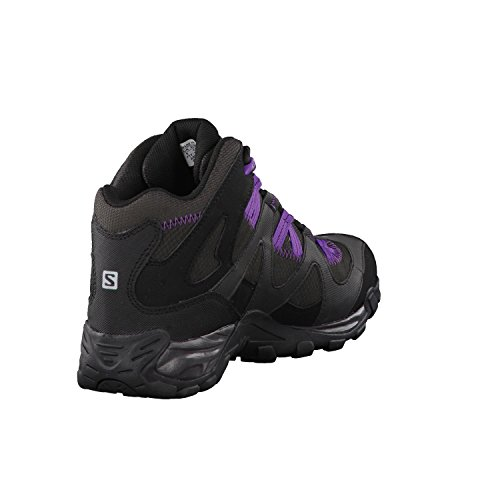Salomon scarpe da donna Sector Mid GTX W 390634 Nero (Asphalt)