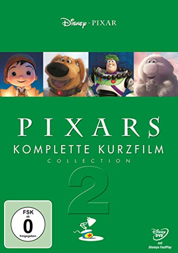 Pixars komplette Kurzfilm Collection 2