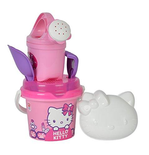 Simba 107114080 Hello Kitty Baby Eimergarnitur Sandspielzeug