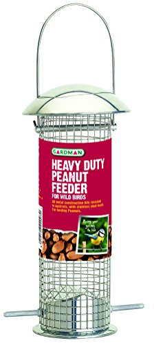 Gardman Heavy Duty Peanut Feeder Test