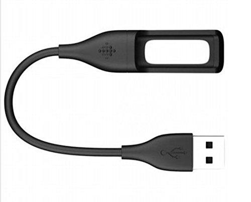 Preisvergleich Produktbild KRS - BF - Premium Ersatz USB-Ladekabel für Fitbit Flex Armband schwarz