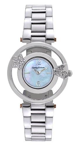 bracelet-en-acier-inoxydable-bleu-cadran-de-round-montre-tommy-bahama-tb4049-femmes
