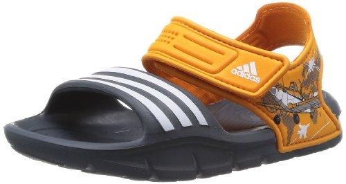 Adidas - Disney Akwah 8 C - Color: Arancione-Grigio - Size: 33.0