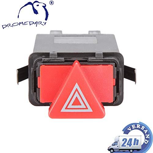 Dromedary 4B0941509D Warnblinkschalter Relais Warnblinklicht Warnblinker Schalter A6 4B C5