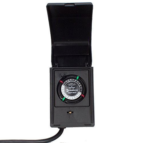 Intermatic HB11K 15-Amp Heavy Duty Outdoor Timer by Intermatic - Intermatic Timer Elektrische