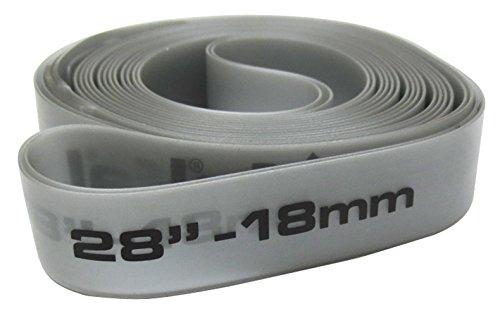 ZEFAL Felgenband, aus Weich PVC grau grau 28 Inch/18 mm