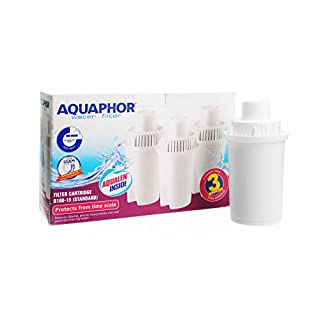 3 x Replacement Water Filter Cartridge 15 from Aquaphor
