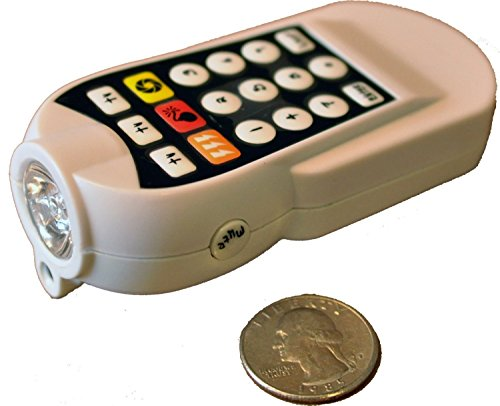 Ninja Remote Fernbedienung 2: Spaß-Fernsehstörung-Streich-Spielzeug. Fernsehen Gadget Toy Für Jamming, Controlling (Es Ninja)