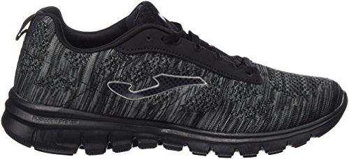 Joma C.Alaska Men 601 Negro, Chaussures de Sport Mixte Adulte Noir