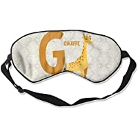G Is For Giraffe 99% Eyeshade Blinders Sleeping Eye Patch Eye Mask Blindfold For Travel Insomnia Meditation preisvergleich bei billige-tabletten.eu