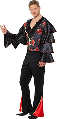 Smiffys Flamenco Tänzer Herren Kostüm Spanier Karneval ()