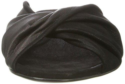 Casadei Damen 1m332 Pantoletten Schwarz (Nero)