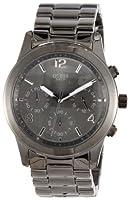 Reloj de mujer Guess Mini Spectrum W14538L1 de cuarzo, correa de acero inoxidable color negro de Guess