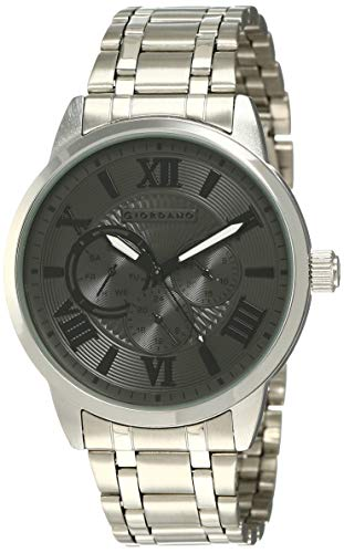 Giordano Analog Grey Dial Men's Watch