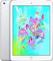 iPad (Wi-Fi+ Cellular, 128GB) - Argento (Ultimo Modello) (Ricondizionato)
