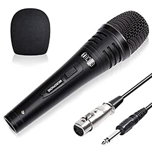 TONOR Professional XRL Singing Karaoke Vocal Dynamic ...