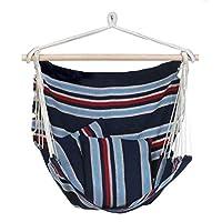 Summerfield Terrace Nautical Stripes Hammock Chair, Multicolor