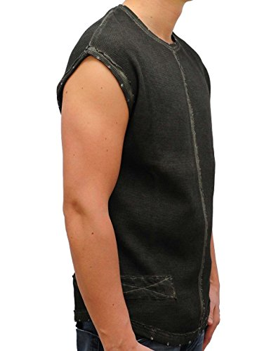 Black Kaviar - SENKI - T-Shirt - kaki - Black Kaviar - 6037236K Olive