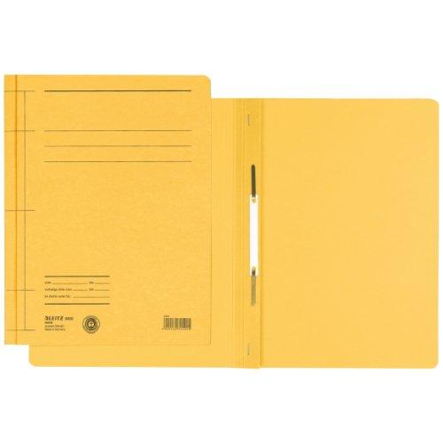 Preisvergleich Produktbild Rapid Schnellhefter  A4, Manilakarton, gelb